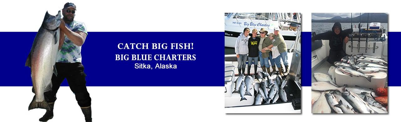 alaska fishing banner