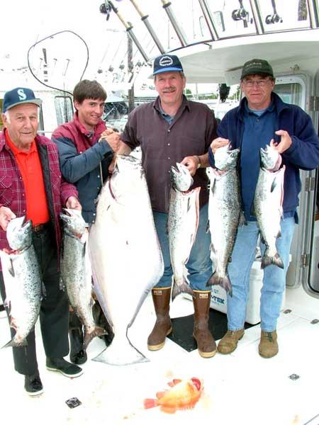 Nick, Aaron, Greg, Ron