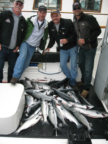 Steve - Fishing in Alaska with Big Blue Charters, Sitka