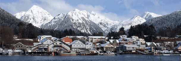 Alaska Fishing in Sitka
