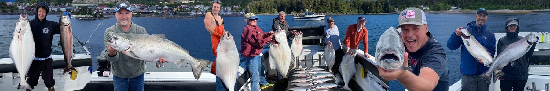 Alaska Fishing Big Blue Charters